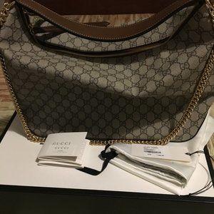 Gucci Supreme Hobo Bag